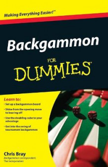 Backgammon for Dummies av Chris Bray (Heftet)