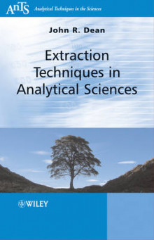 Extraction Techniques in Analytical Sciences av John R. Dean (Innbundet)