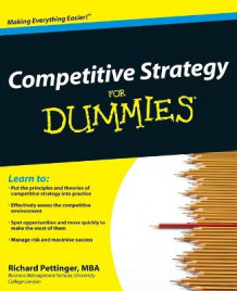 Competitive Strategy For Dummies av Richard Pettinger (Heftet)