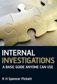 Internal Investigations av K. H. Spencer Pickett (Innbundet)