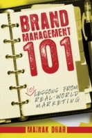 Brand Management 101 av Mainak Dhar (Heftet)