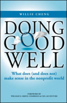 Doing Good Well av Willie Cheng (Innbundet)
