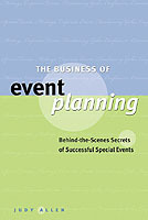 Omslag - The Business of Event Planning