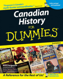 Canadian History For Dummies av Will Ferguson (Heftet)