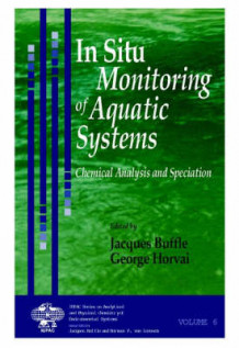 In Situ Monitoring of Aquatic Systems (Heftet)