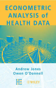 Econometric Analysis of Health Data (Innbundet)