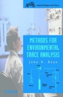 Methods for Environmental Trace Analysis av John R. Dean (Heftet)