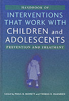 Handbook of Interventions That Work with Children and Adolescents (Innbundet)