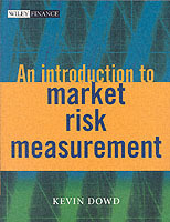 An Introduction to Market Risk Measurement av Kevin K. Dowd (Heftet)