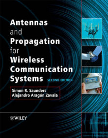 Antennas and Propagation for Wireless Communication Systems av Simon R. Saunders og Alejandro Aragon-Zavala (Innbundet)