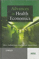 Advances in Health Economics (Innbundet)