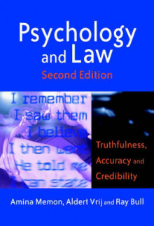 Psychology and Law av Amina A. Memon, Aldert Vrij og Ray Bull (Innbundet)