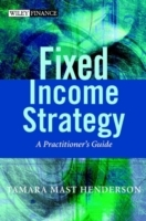 Fixed Income Strategy av Tamara Henderson (Innbundet)