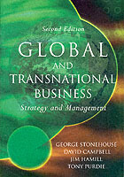 Global and Transnational Business av George Stonehouse, David Campbell, Jim Hamill og Tony Purdie (Heftet)