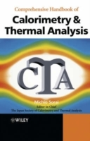 Comprehensive Handbook of Calorimetry and Thermal Analysis (Innbundet)