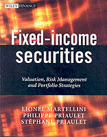 Fixed-income Securities av Lionel Martellini, Philippe Priaulet og Stephane Priaulet (Heftet)