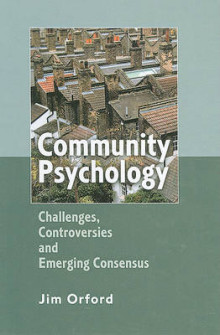 Community Psychology av Jim Orford (Innbundet)