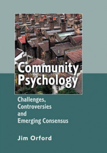 Community Psychology av Jim Orford (Heftet)