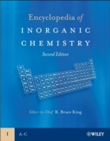Encyclopedia of Inorganic Chemistry av R. B. King (Innbundet)