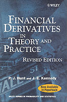Financial Derivatives in Theory and Practice av P.J. Hunt og Joanne Kennedy (Heftet)