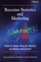 Bayesian Statistics and Marketing av Peter E. Rossi, Greg M. Allenby og Rob McCulloch (Innbundet)