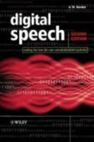 Digital Speech - Coding Tools and Algorithms av A.M. Kondoz (Innbundet)