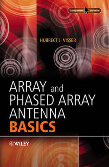 Array and Phased Array Antenna Basics av Hubregt J. Visser (Innbundet)