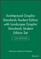 Architectural Graphic Standards AND Landscape Graphic Standards av American Institute of Architects (Heftet)