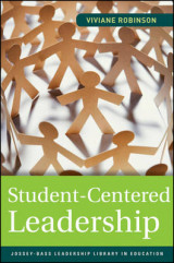 Omslag - Student-centered Leadership