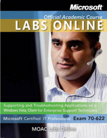 Exam 70-622 av Microsoft Official Academic Course (Heftet)