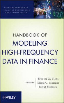 Handbook of Modeling High-Frequency Data in Finance av Frederi G. Viens, Maria C. Mariani og Ionut Florescu (Innbundet)