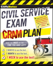 CliffsNotes Civil Service Exam Cram Plan av Inc. Northeast Editing (Heftet)