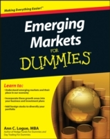 Emerging Markets For Dummies av Ann C. Logue (Heftet)
