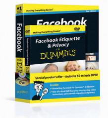 Facebook For Dummies av Leah Pearlman og Carolyn Abram (Heftet)