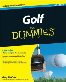 Golf For Dummies av Gary McCord (Heftet)