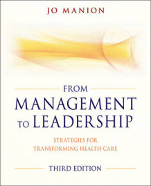 From Management to Leadership av Jo Manion (Heftet)
