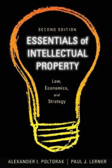Essentials of Intellectual Property av Alexander I. Poltorak og Paul J. Lerner (Heftet)