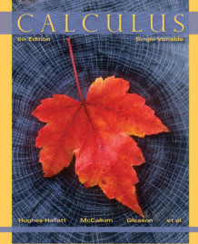 Calculus av Deborah Hughes-Hallett, Andrew M. Gleason, William G. McCallum, David O. Lomen, David Lovelock, Jeff Tecosky-Feldman, Thomas W. Tucker, Daniel E. Flath, Joseph Thrash og Karen R. Rhea (Innbundet)