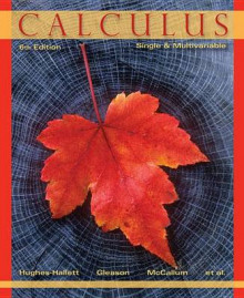 Calculus Single and Multivariable 6E av Deborah Hughes-Hallett, William G. McCallum, Andrew M. Gleason, Eric Connally, Daniel E. Flath, Patti Frazer Lock, Sheldon P. Gordon, David O. Lomen, David Lovelock og Brad G. Osgood (Innbundet)