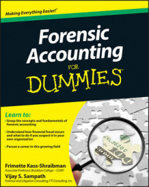 Forensic Accounting for Dummies av Frimette Kass-Shraibman og Vijay S. Sampath (Heftet)