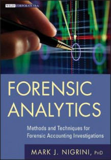 Forensic Analytics av Mark Nigrini (Innbundet)