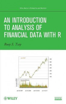 An Introduction to Analysis of Financial Data with R av Ruey S. Tsay (Innbundet)