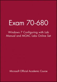 Windows 7 Configuation W/Lab Manual & Code av Microsoft Official Academic Course (Blandet mediaprodukt)