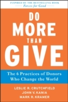 Do More Than Give av Leslie R. Crutchfield, John V. Kania og Mark R. Kramer (Innbundet)