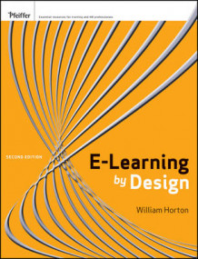 e-Learning by Design av William Horton (Heftet)