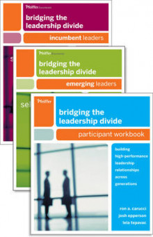 Bridging the Leadership Divide Participant Workbook and Emerging Leaders Assessment Set av Ron A. Carucci, Josh Epperson og Lela Tepavac (Heftet)