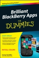 Brilliant BlackBerry Apps For Dummies av Corey Sandler (Heftet)
