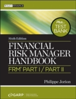 Financial Risk Manager Handbook+ Test Bank, Sixth Edition av Philippe Jorion og GARP (Global Association of Risk Professionals) (Heftet)