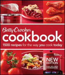 Betty Crocker Cookbook av Betty Crocker Editors (Innbundet)