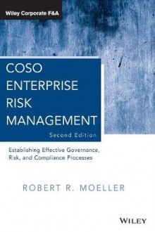 COSO Enterprise Risk Management av Robert R. Moeller (Innbundet)